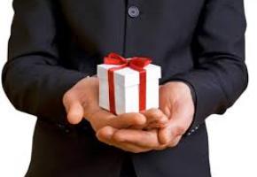 Подарки деловым партнёрам
